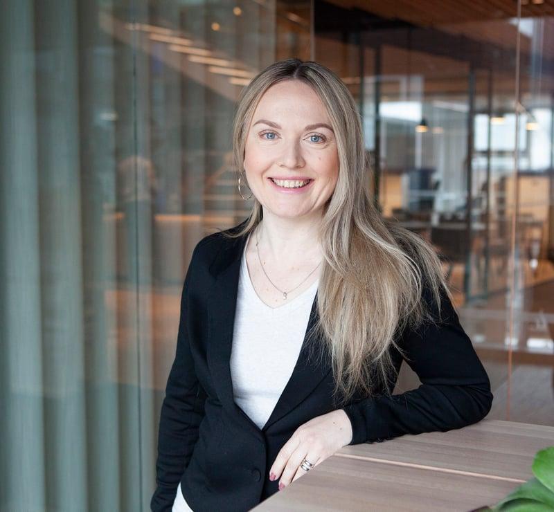 Marikka Nevamäki Kemira